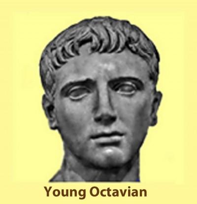 after Julius Caesar s Octavius Julius Caesar